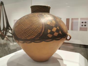 先史時代の「馬家窯彩陶」、北京で展覧会