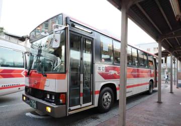 帝産湖南バス (2019年9月26日撮影 滋賀県草津市)