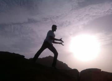 イエメン共和国、サヌアでのガリレオ。本人の許可を得て掲載。