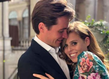 Who Is Edoardo Mapelli Mozzi, Princess Beatrice's New Fiance