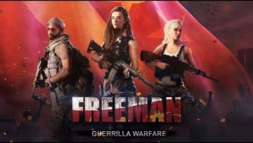 タクティカルFPSとRTSを融合した『Freeman: Guerrilla Warfare』最新トレイラー!