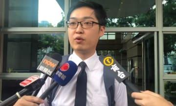 Andy Chan. Photo: Stand News screenshot.