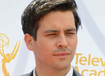 Robert James-Collier in May 2014