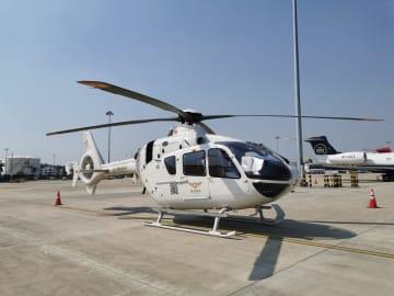 広州-香港間のヘリコプター越境飛行サービス始まる