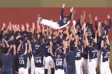 逆転勝ち、逆転負けともにリーグ最多だった西武【画像:パーソル パ・リーグTV】