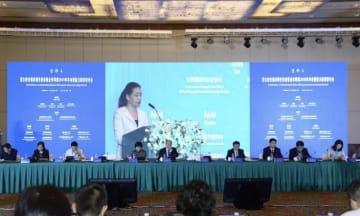 APECグリーンサプライチェーン協力ネットワーク年次総会、天津で開催