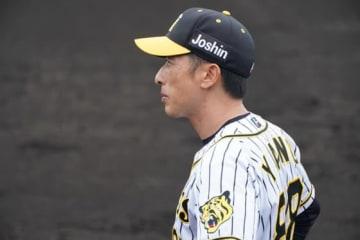 阪神・矢野監督【写真:荒川祐史】
