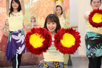 AKB48チーム8 太田奈緒[イベントレポート]舞台<フラガール>稽古場公開!「家族の大切さを強く感じる舞台です」