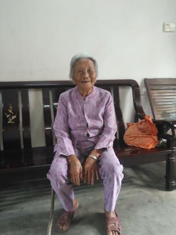119歳 海南省の最高齢者を訪ねて