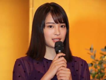 広瀬すず(2017年11月に撮影)