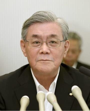 関西電力の八木誠会長