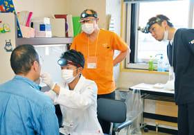 室蘭歯科医師会と3市3町が連携して実施した口腔がん検診