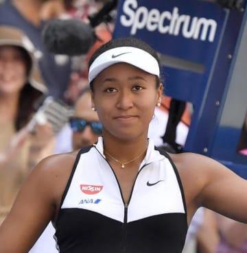 女子プロテニス選手の大坂なおみ=8月、ニューヨークで撮影