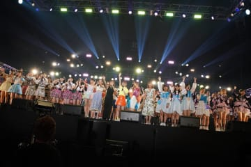 SKE48、TEAM SHACHI他[ライブレポート]愛知発グループ集結!<AICHI GIRL'S EXPO 2019>