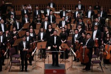 上海交響楽団、設立140周年祝典音楽会を開催