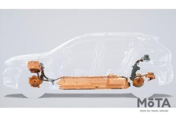 ボルボ XC40 SUV 安全性について