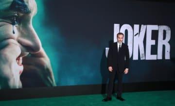 写真は新作映画『ジョーカー』米プレミアイベントより - Rich Fury / Getty Images