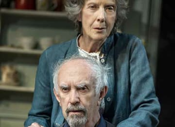 'The Height Of The Storm' Theater Review: Jonathan Pryce & Eileen Atkins Live Up To Their Legends