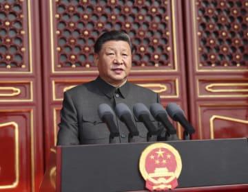 習近平氏、新中国成立70周年祝賀大会で重要演説