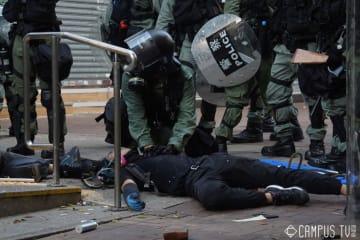 Photo: Campus TV, HKUSU.