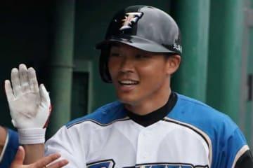 台湾代表に選出された日本ハム・王柏融【写真:荒川祐史】