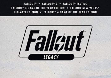 初代『Fallout』から『Fallout 4』まで収録した「Legacy Collection」が登場? 独Amazonで発見