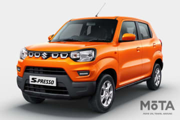 スズキ 新型SUV エスプレッソ 2019年9月インド発売モデル