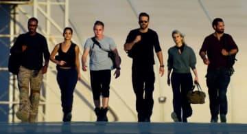 ライアン・レイノルズら6人の精鋭がミッションに挑む! - Netflixオリジナル映画『6アンダーグラウンド』12月13日(金)より独占配信開始