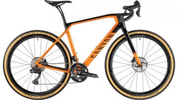 グレイル CF SLX 8.0 Di2  (c)Canyon Bicycles