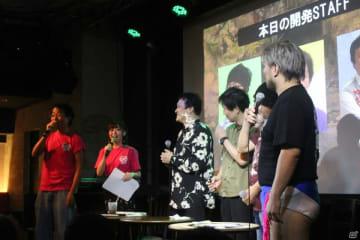 会場となったLOFT9 Shibuyaは、飲食を楽しみながらトークやライブを楽しめるライブハウス。