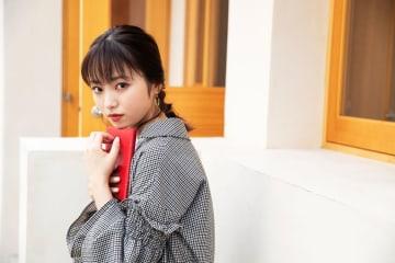 今泉佑唯、セブンネット読書女子10月担当に抜擢!