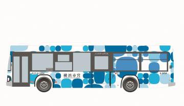 31日から運行が始まる「ピアライン」のイメージ(横浜市交通局提供)