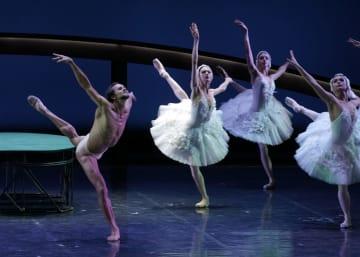 第4回中国国際バレエシーズン開幕 北京市