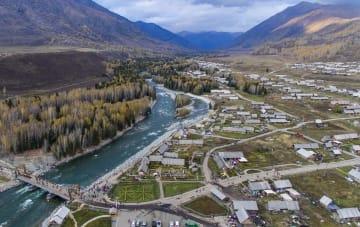 新疆ウイグル自治区で特色ある民宿が新たな流行に
