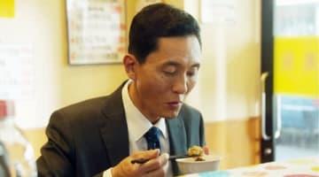 俳優の松重豊さんの主演ドラマ「孤独のグルメ Season8」第1話の1シーン(C)テレビ東京