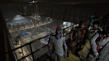VRゾンビFPS『Arizona Sunshine』に「The Damned DLC」登場!本編の前日譚が描かれる