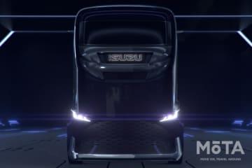いすゞ FL-IR(ショーモデル) 東京モーターショー2019出展