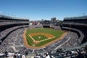 MLBの平均観客動員数が4年連続で減少【写真:Getty Images】