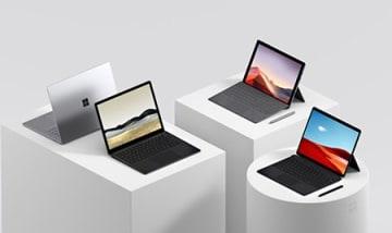 Surfaceファミリー新製品(アクセサリは別売)