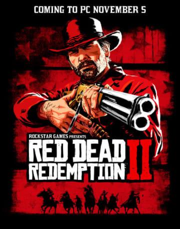 PC版『レッド・デッド・リデンプション 2』11月5日発売決定!【UPDATE】