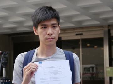 Lester Shum. File photo: Holmes Chan/HKFP.