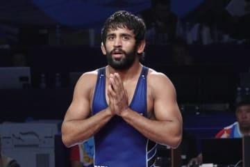 インドの男子フリースタイル65kg級をけん引するプニア・バジランだが、インド・チームは困難に直面していた