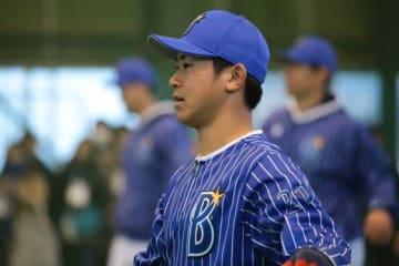 DeNA・今永昇太【写真:荒川祐史】