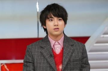 10月6日に放送されるトークバラエティー番組「おしゃれイズム」に出演する山田裕貴さん=日本テレビ提供