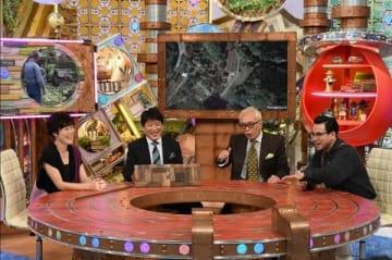 10月6日放送の「ポツンと一軒家」 =ABC提供