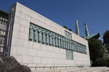 日本二十六聖人殉教地=西坂町