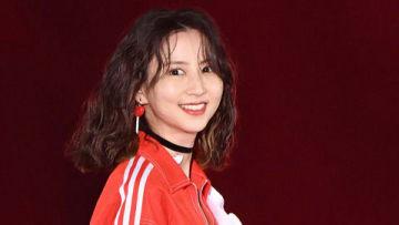 「Rakuten GirlsAward 2019 AUTUMN/WINTER」に出演した河北麻友子さん