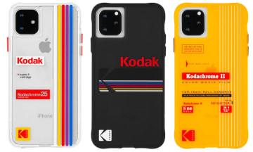 iPhoneが「Kodak」デザインをまとう