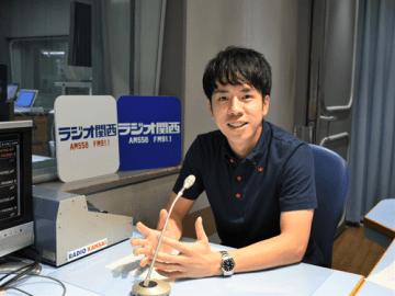 春名優輝アナウンサー(写真:ラジオ関西)