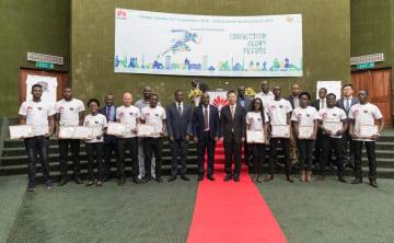 ファーウェイ、第2回ICT技能コンテストを開始 ザンビア